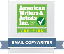 American Writers & Artists Inc. Verified - Email Copywriter
